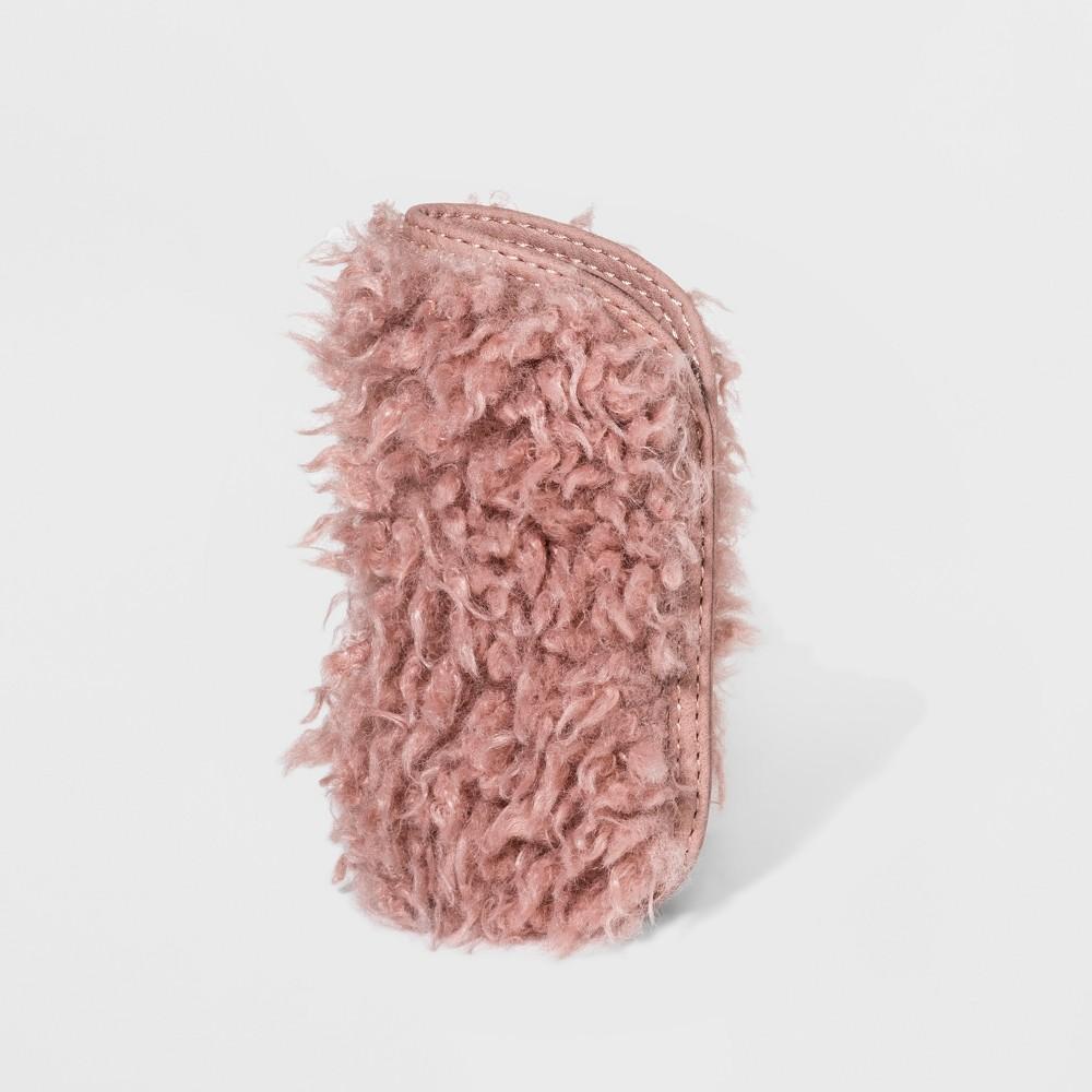 Women's Slip Sunglass Case - Universal Thread Blush