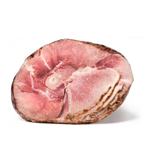 Hickory Smoked Spiral Sliced Ham Price Per Lb Archer Farms Target