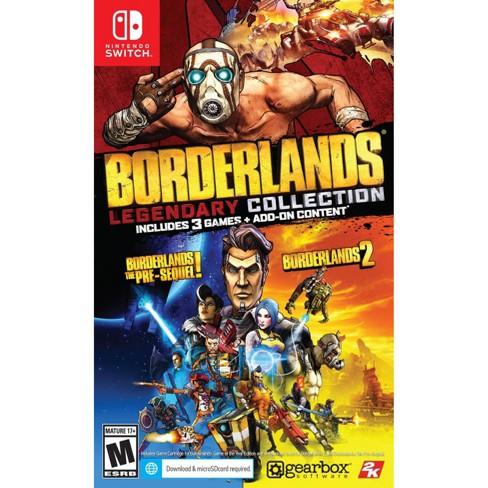 Borderlands: Legendary Collection - Nintendo Switch - image 1 of 4
