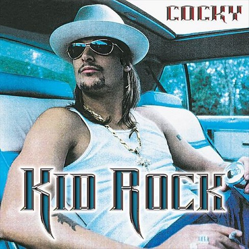 Kid rock - Cocky (CD) - image 1 of 1