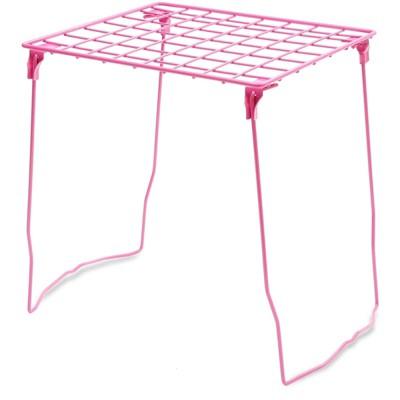 Locker Shelf Accessories Organizer For, Pink Metal School Desk