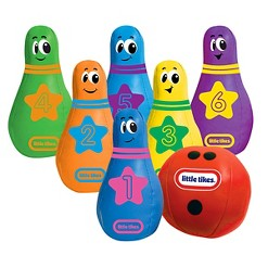 Little Tikes Soft Bowling Set of 7