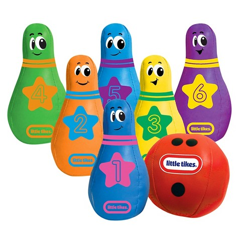Little Tikes Soft Bowling Set of 7 - image 1 of 3