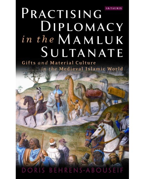 Practising Diplomacy in the Mamluk Sultanate : Gifts and Material Culture in the Medieval Islamic World - image 1 of 1
