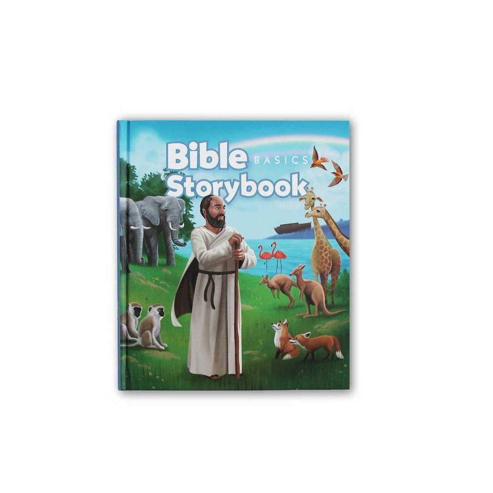Bible Basics Storybook By Brittany Sky Hardcover