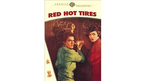 Red Hot Tires (DVD) - image 1 of 1