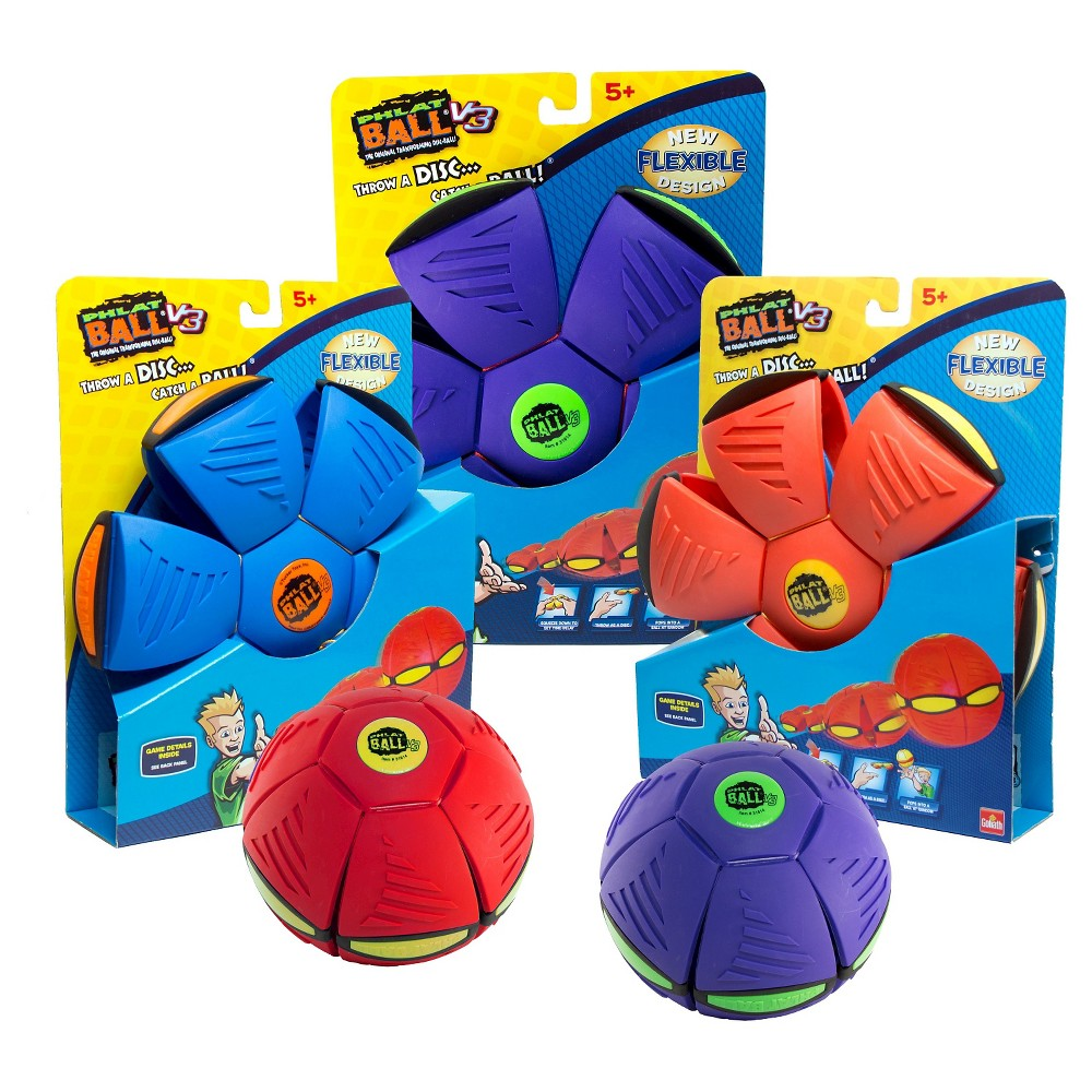 Goliath Sports Phlat Balls