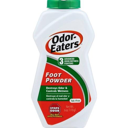 Odor-Eaters Foot Powder - 6oz - image 1 of 1