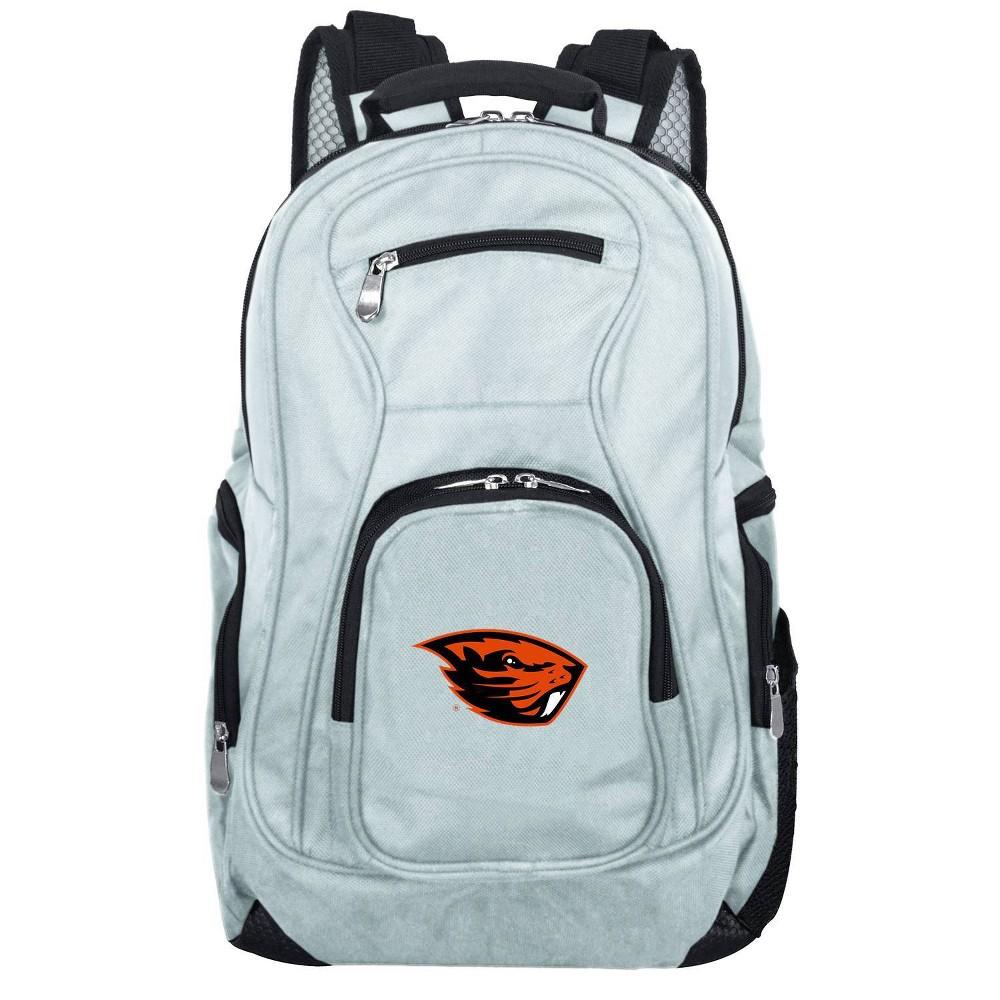 NCAA Oregon State Beavers Gray Premium Laptop Bag