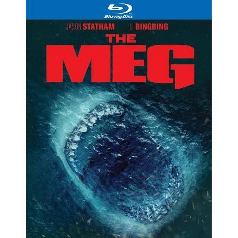The Meg (Blu-Ray) - image 1 of 1