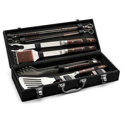Cuisinart® 10pc Premium Grill Tool Set
