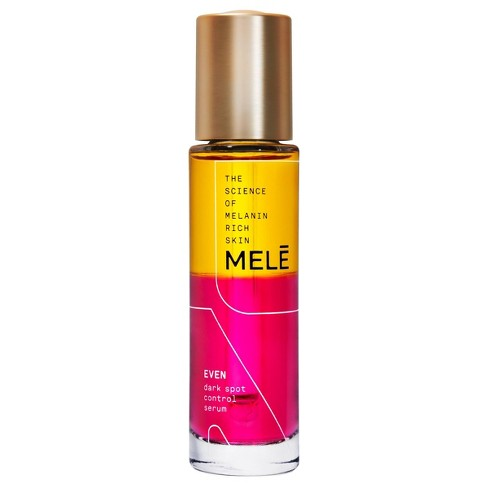 MELE Even Dark Spot Control Facial Serum for Melanin Rich Skin - 1 fl oz - image 1 of 4