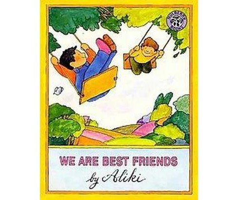 We Are Best Friends (Reprint) (Paperback) (Aliki) - image 1 of 1
