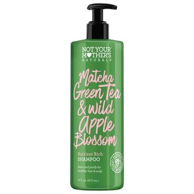 Not Your Mother's Naturals Matcha Green Tea & Wild Apple Blossom Nutrient Rich Shampoo - 16 fl oz