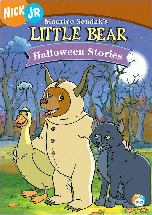 Little Bear: Halloween Stories (dvd_video) - image 1 of 1