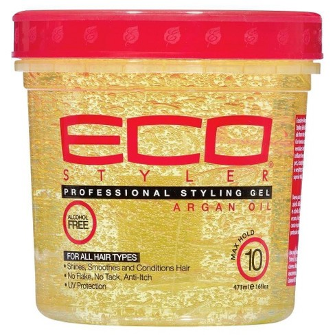 Eco Style Professional Styling Gel with Argan Oil - 16 fl oz - image 1 of 4