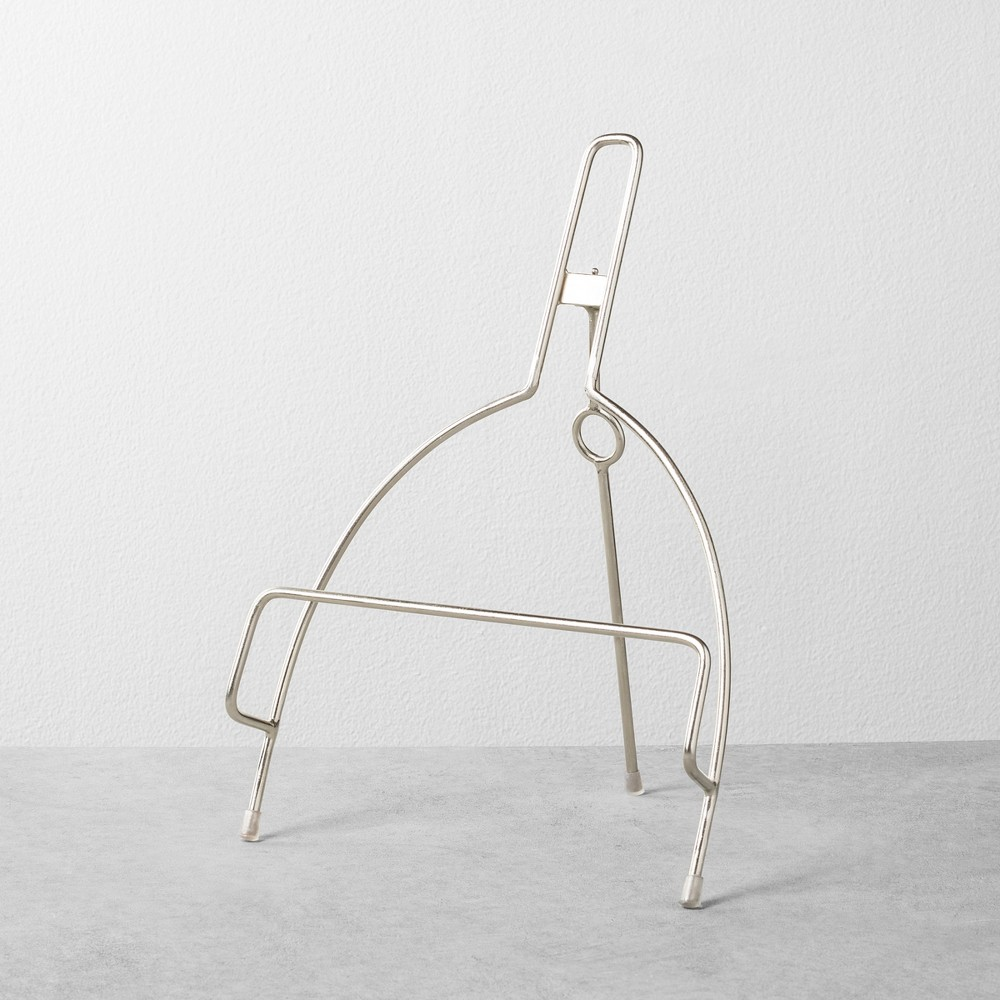 Decorative Easel - Pewter - Hearth & Hand with Magnolia
