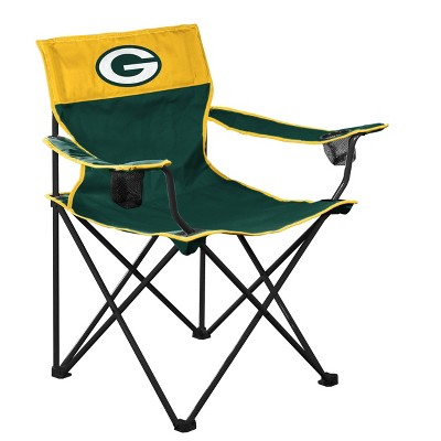 NFL Green Bay Packers Big Boy Outdoor Portable Chair