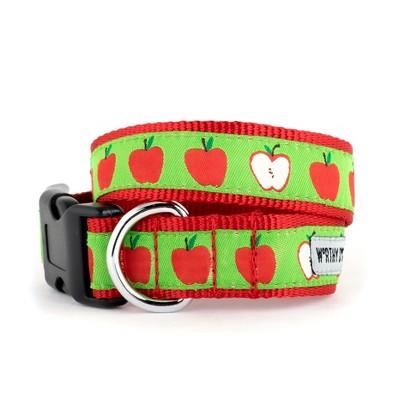 The Worthy Dog Apples Dog Collar