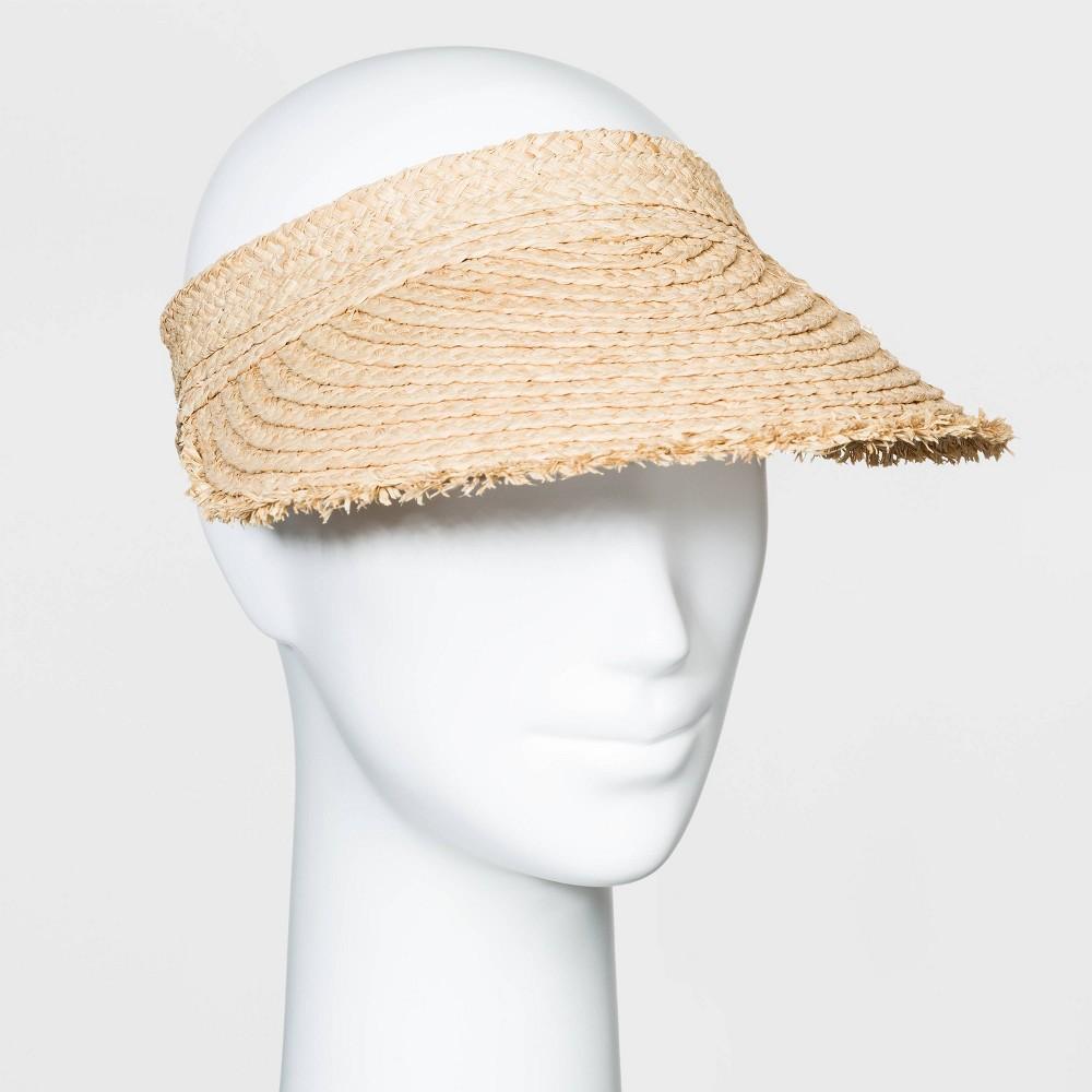 Women's Vintage Hats | Old Fashioned Hats | Retro Hats Women39 traw Vior Hat - Univeral Thread8482 Natural $12.99 AT vintagedancer.com