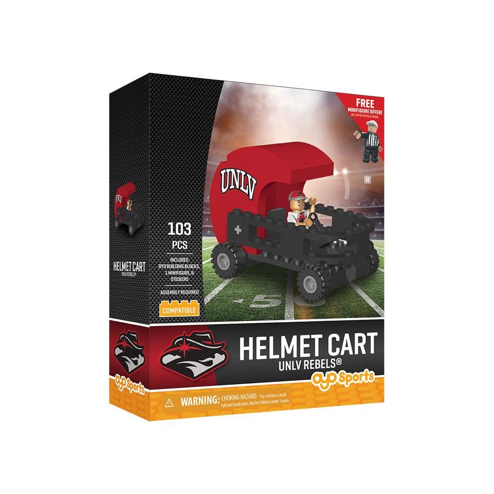 Unlv Rebels Oyo Helmet Car