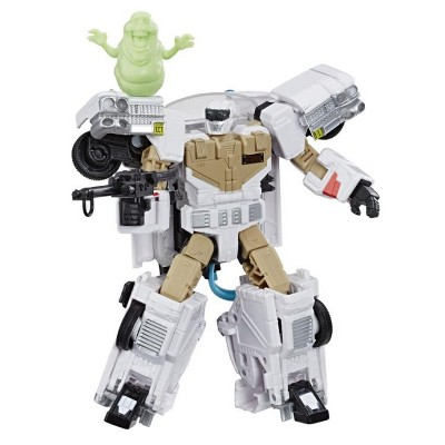 Ecto-1 Ectotron | Ghostbusters | Transformers Collaborative Action figures