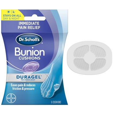 Dr. Scholl's Duragel Bunion Cushion - 5ct