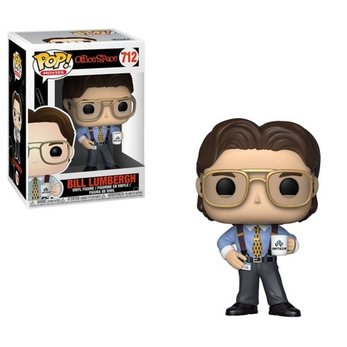 Funko POP! Movies: Office Space - Bill Lumbergh - image 1 of 3