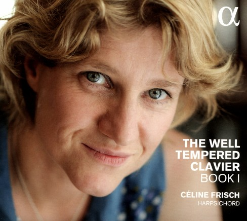Celine frisch - Bach:Well tempered clavier book i (CD) - image 1 of 1