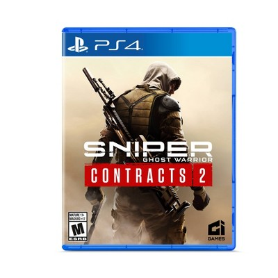 Sniper Ghost Warrior: Contracts 2 - PlayStation 4