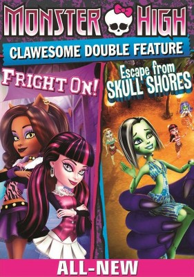 Monster High: Clawsome Double Feature (DVD)