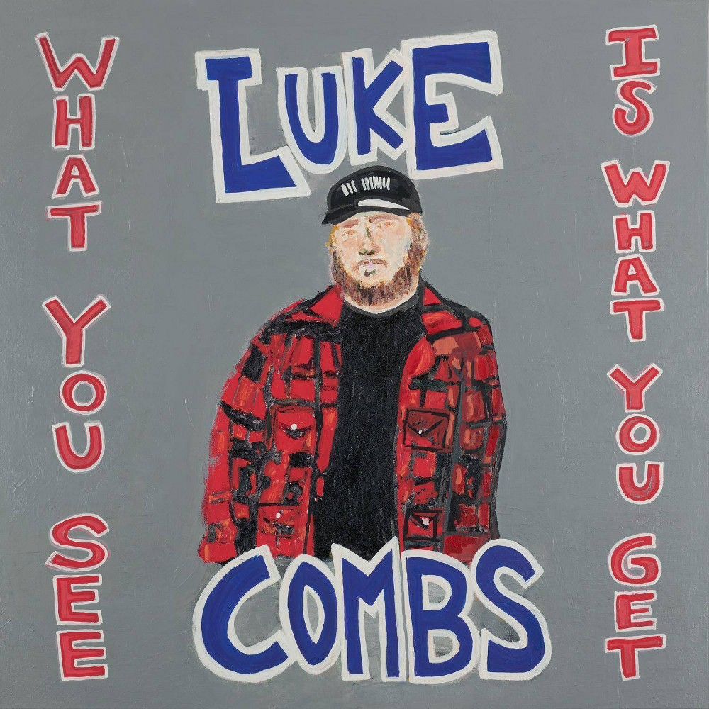 Luke Combs - What You See Is What You Get (CD)