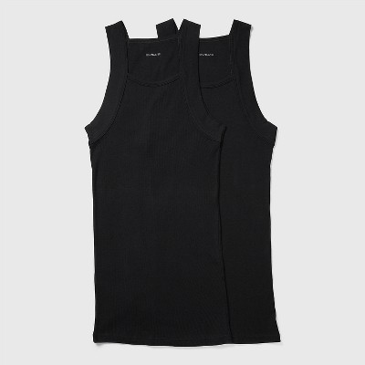 d852f373ef147 Evolve By 2(X)ist Men s Cotton Square Cut Tank Shirt 2pk   Target