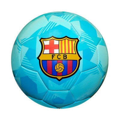 FIFA FC Barcelona Officially Licensed Size 5 Soccer Ball