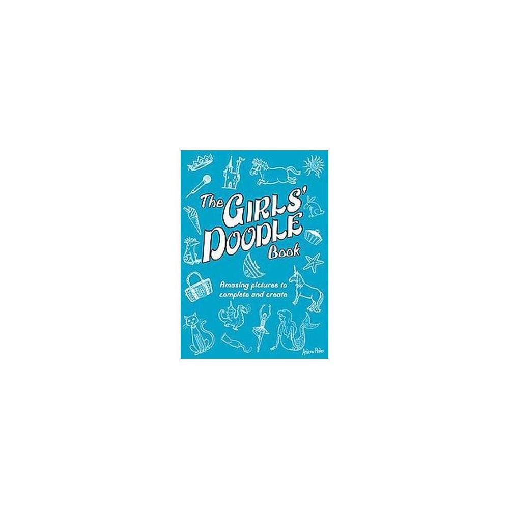 Girls' Doodle Book (Paperback) (Andrew Pinder)