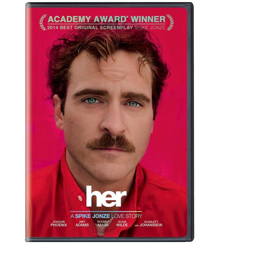 Her (Includes Digital Copy) (UltraViolet) (dvd_video)