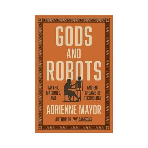 GODS & ROBOTS cover