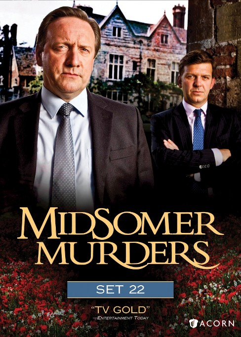 Midsomer murders set 22 (DVD) - image 1 of 1