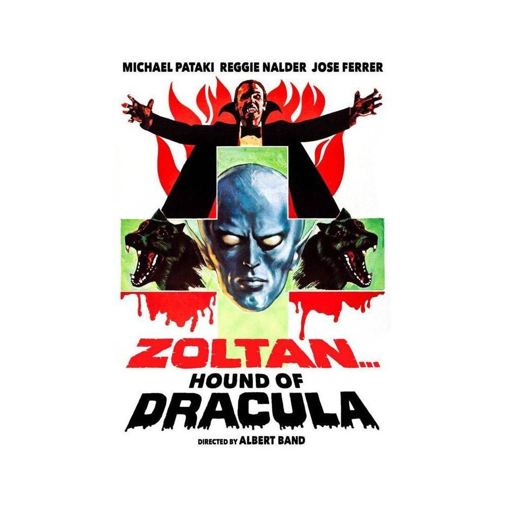 Zoltan Hound Of Dracula Dvd