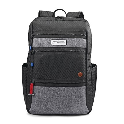 American Tourister 18  Straightshooter Backpack - Black