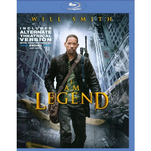 I Am Legend (Blu-ray) - image 1 of 1