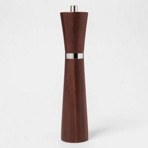 Wood Pepper Mill - Threshold™ - image 1 of 1