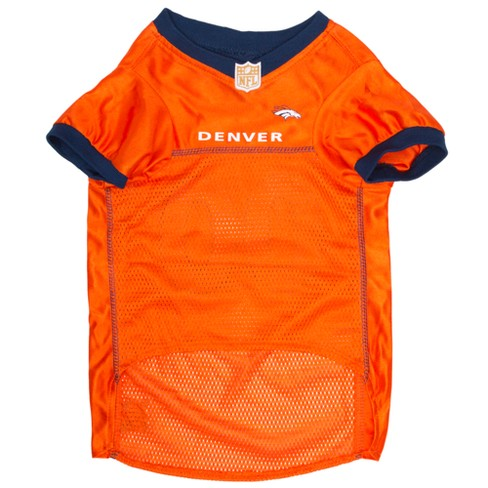 Denver Broncos Pets First Mesh Pet Football Jersey...   Target 48a740cce