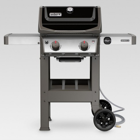 Weber Spirit II E-210 Natural Gas Grill - Black - image 1 of 12