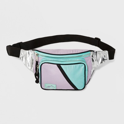 Colorblock Waist Pack - Wild Fable™ Lilac