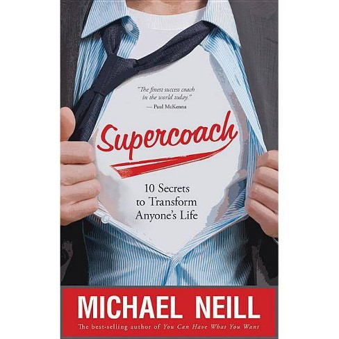 Supercoach - by  Michael Neill (Paperback) - image 1 of 1