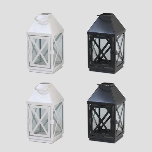 4pk Metal Lanterns - Bullseye's Playground™ - image 1 of 1
