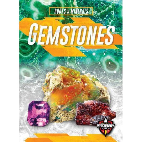 Gemstones - (Rocks & Minerals) by  Patrick Perish (Paperback) - image 1 of 1