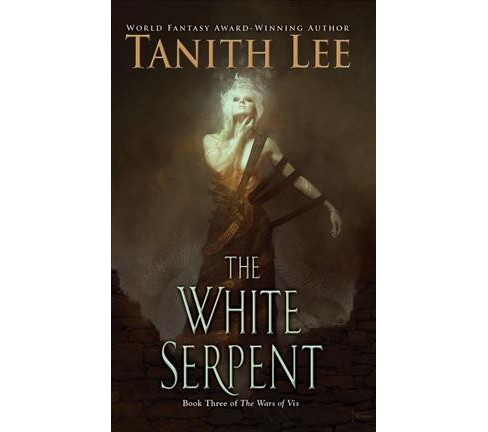 White Serpent (New) (Paperback) (Tanith Lee) - image 1 of 1