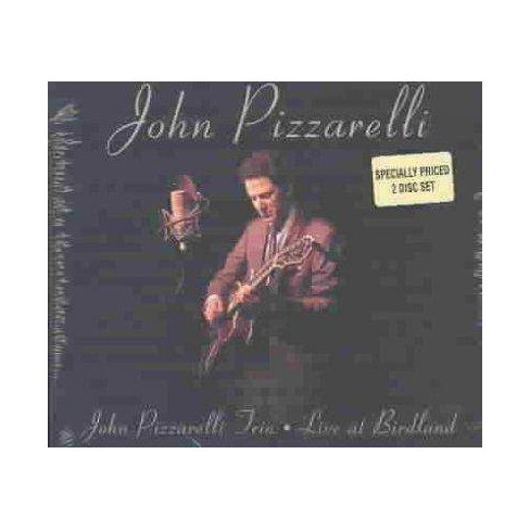 John Pizzarelli - Live at Birdland (CD) - image 1 of 1